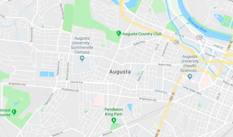 emergency clean up services Augusta area Georgia